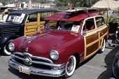 1950 Ford Woodie