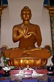 Buddha at Shambhala Mountain Center Colorado