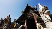 Old Buddhist Sanctuary