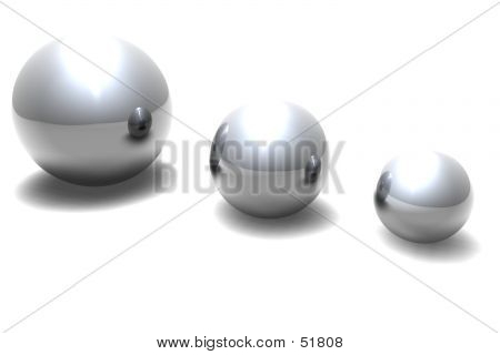 Three Balls poster