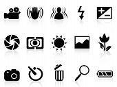 Collection Of Dslr Camera Symbol