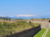 Sant Ferran Castle In Figueres, Spain