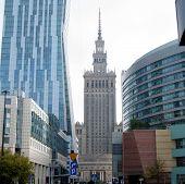 Warsaw architecture