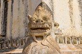 Ananda Temple guardian