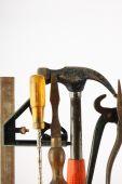 Row Of Tools