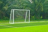 A Soccer Net