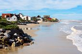 Aguas Dulces Beach, Rocha, Uruguay