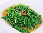 Vegetarian Thai Food.