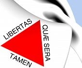 Flag Of Minas Gerais