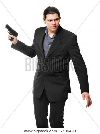 Businessman Bodyguard