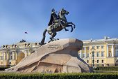 Monument To Peter The Great, St. Petersburg, Russia