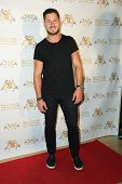 LOS ANGELES - SEP 10:  Valentin Chmerkovskiy at the Dance With Me USA Grand Opening at Dance With Me
