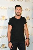 LOS ANGELES - SEP 10:  Val Chmerkovskiy at the Dance With Me USA Grand Opening at Dance With Me Stud