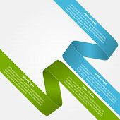 Abstract Infographic. Design Elements. Vector Illustration.