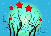 Vector star tree