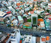 Ho Chi Minh City View, Dense Urban