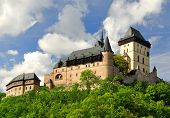 Royal castle Karlstejn
