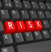 Risk Keyboard