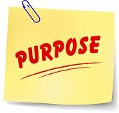 Purpose Note