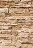 Cladding Tiles Imitating Stones