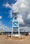 Halifax Naval Dockyard Clock
