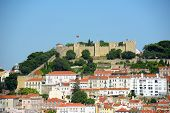 Castle of Sao Jorge, Lisbon, Portugal