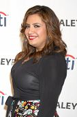 LOS ANGELES - SEP 11:  Cristela Alonzo at the Paley Center For Media's PaleyFest 2014 Fall TV Previe