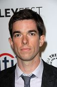 LOS ANGELES - SEP 8:  John Mulaney at the Paley Center For Media's PaleyFest 2014 Fall TV Previews -