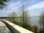 Kissimmee Lakefront Park - Waterfront Walkway