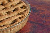 Wholewheat Apple Pie