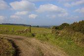Upland Farm Gate