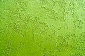 Grunge Green Paint