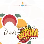 Sale, offer or discount posters for Hindu community festival Happy Diwali celebrations with colorful