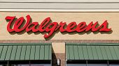 Walgreens Drug Store Sign