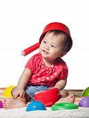 Chinese Toddler Girl