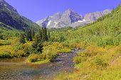Maroon Bells, Elk Range Colorado