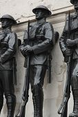 Guards Memorial, House Guards Parade, London