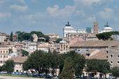 Skyline of Rome