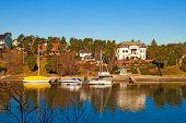 Oslo. Norway. Peninsula Bygdoy