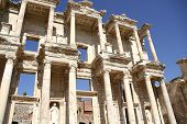 Ruins of Ephesus library