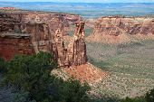 Colorado National Monument Scene