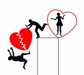 Divorce With Broken Heart