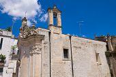 Church of Madonna dei Martiri. Altamura. Puglia. Italy.