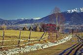 Romanian Rural Scenery
