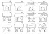 Linear Cute Home Styles1