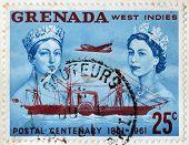 Grenada Postal Centenary