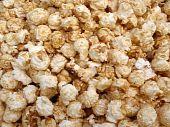 Постер, плакат: Кучу Чайник кукуруза попкорн