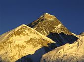 Everest Sunset Wide