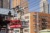 New York, Usa - The Famous Roosevelt Island Cable Tram