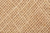 picture of sackcloth  - Background with the old sackcloth - JPG